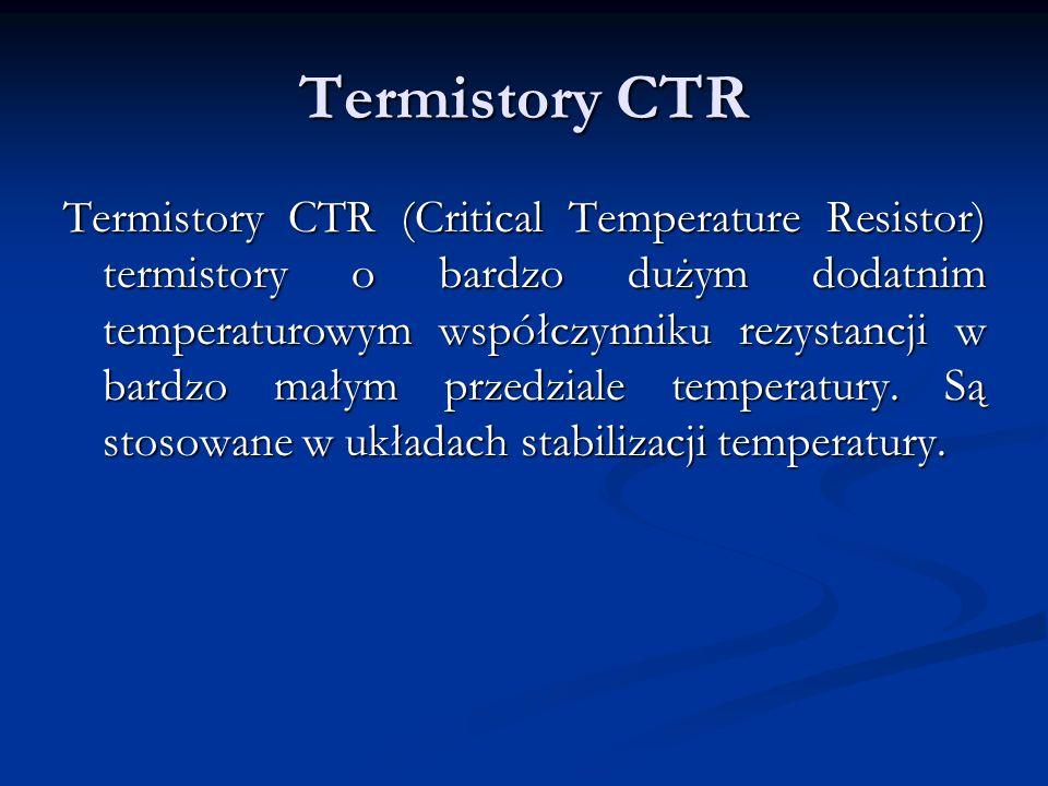 Termistory CTR