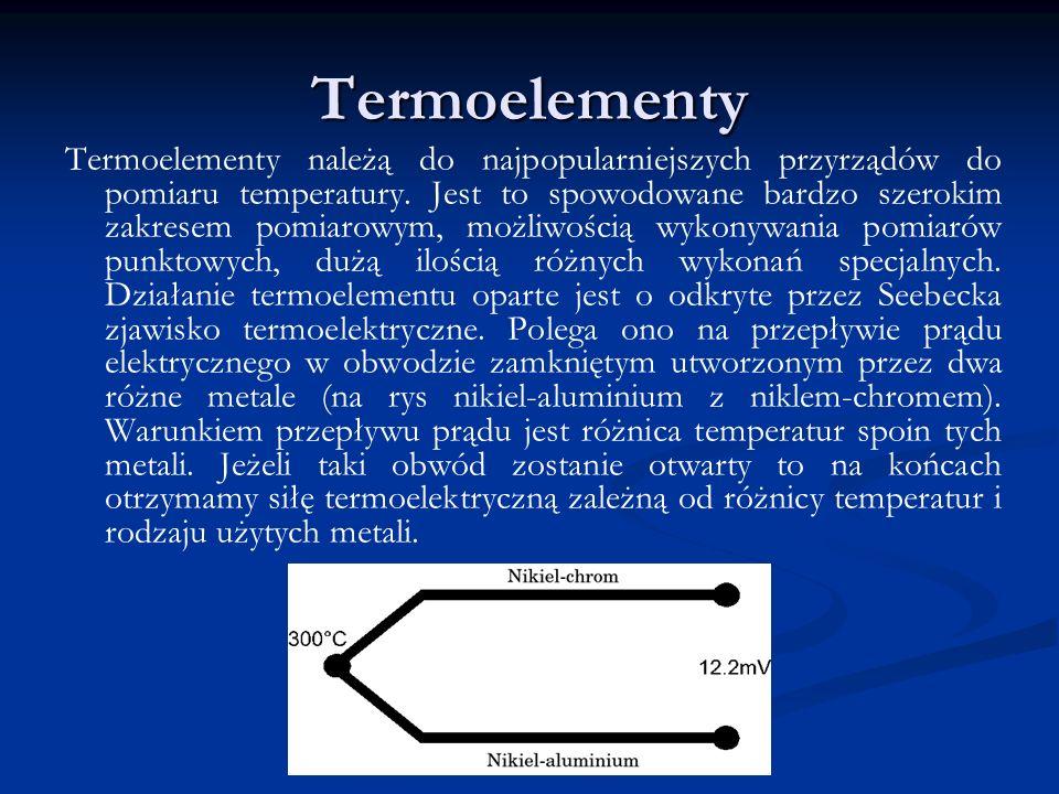 Termoelementy