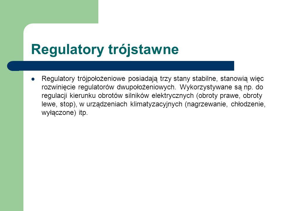 Regulatory trójstawne