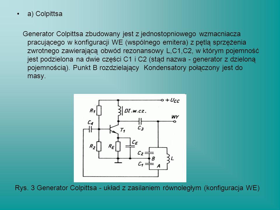 a) Colpittsa