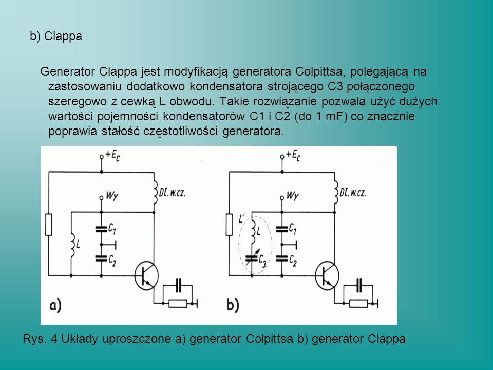 b) Clappa