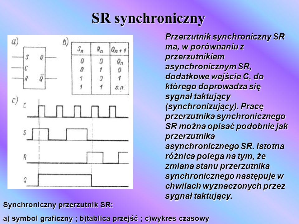 SR synchroniczny