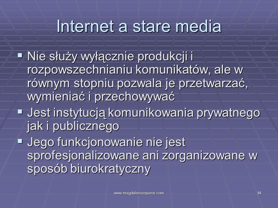 Internet a stare media