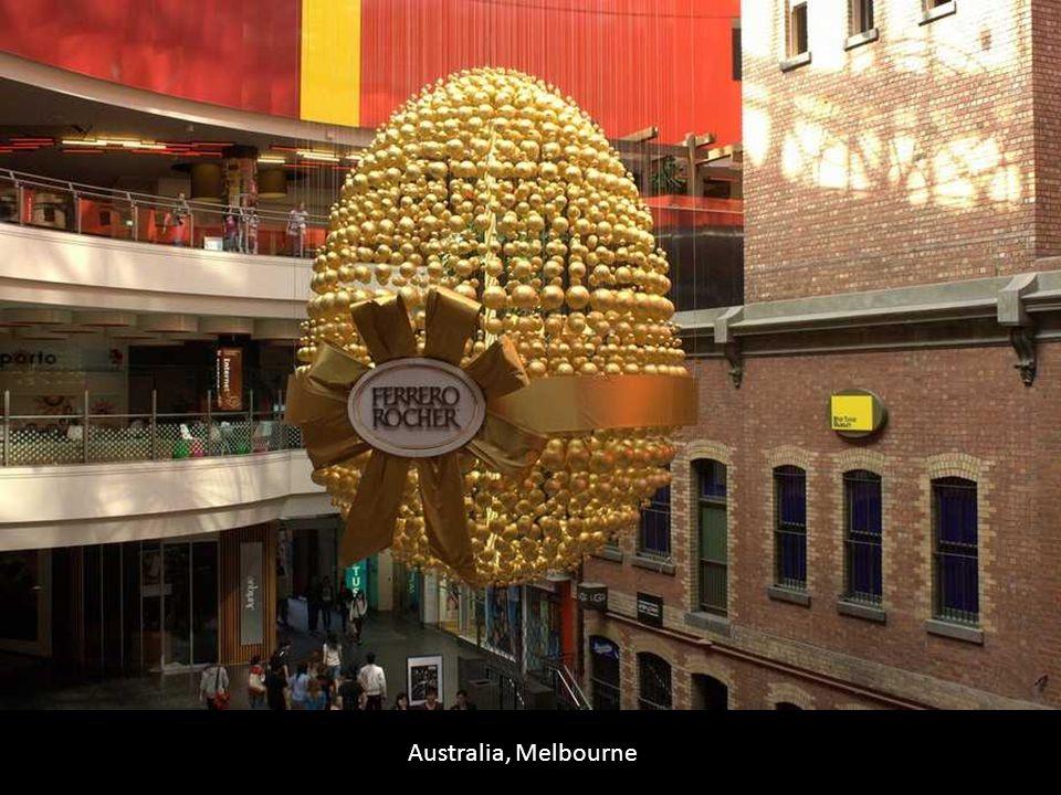 Australia, Melbourne