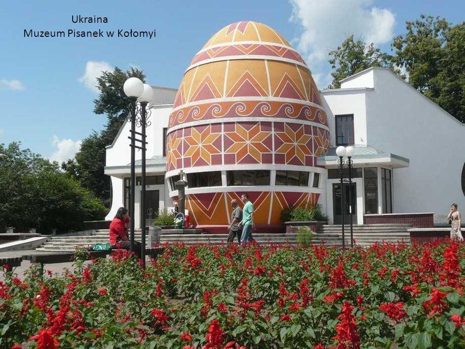 Muzeum Pisanek w Kołomyi