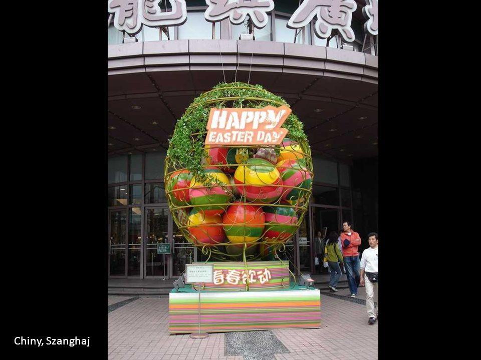 Chiny, Szanghaj