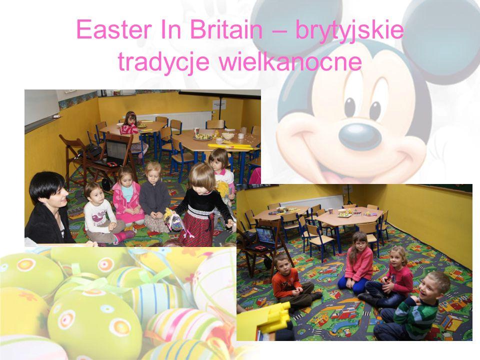 Easter In Britain – brytyjskie tradycje wielkanocne