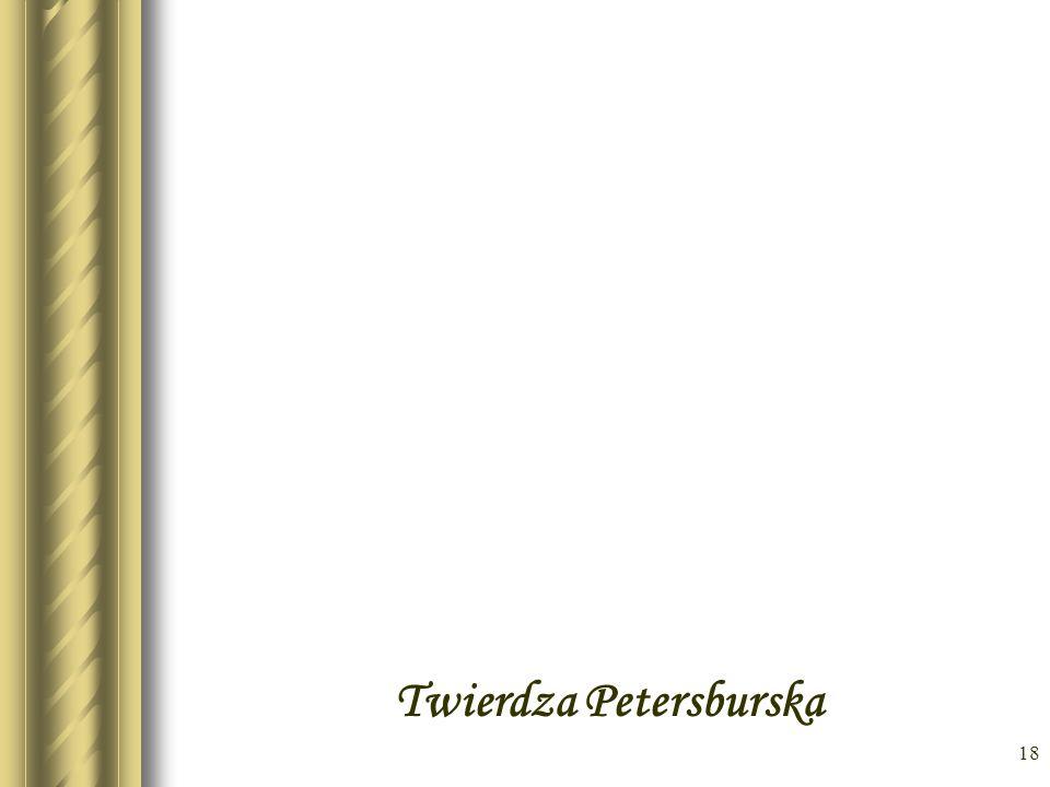 Twierdza Petersburska