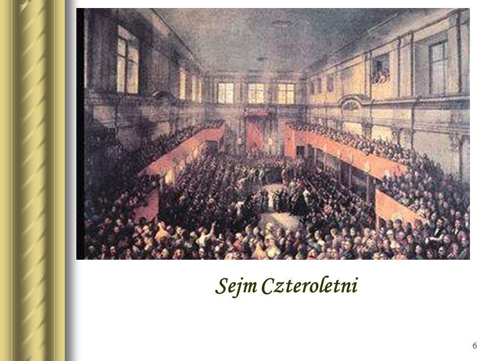 * Sejm Czteroletni