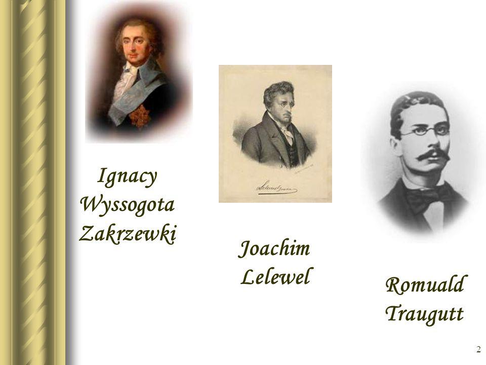 Ignacy Wyssogota Zakrzewki