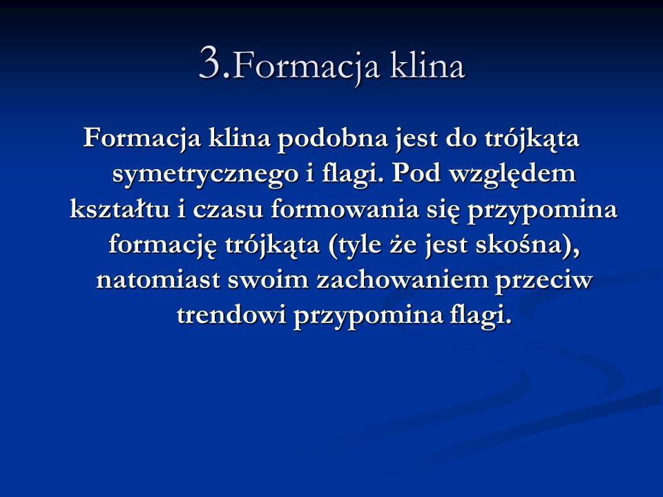 3.Formacja klina