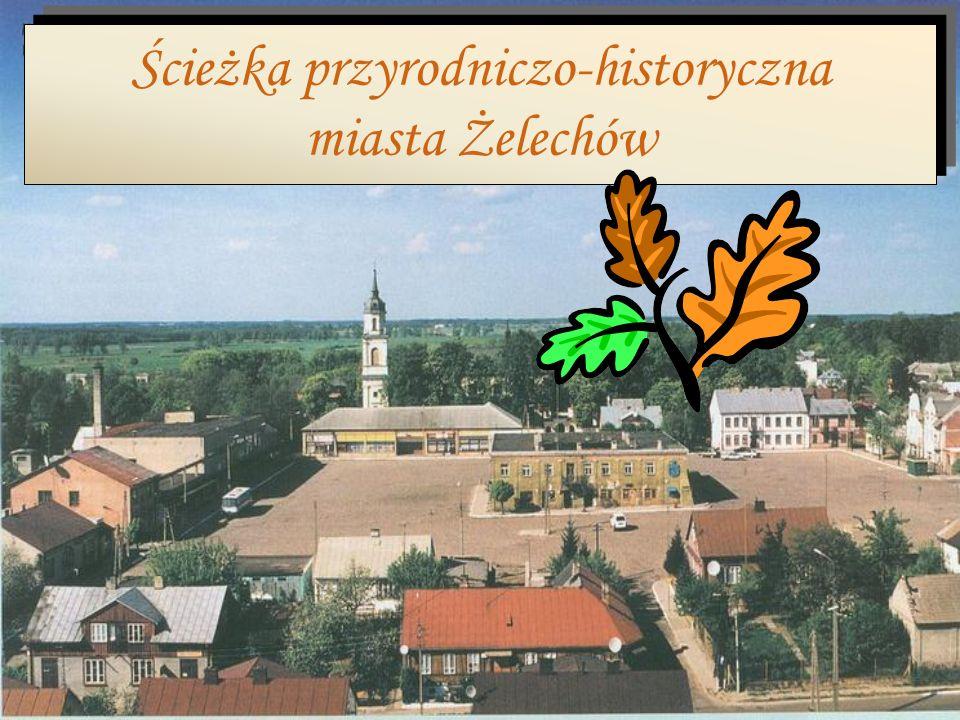 Ścieżka przyrodniczo-historyczna miasta Żelechów