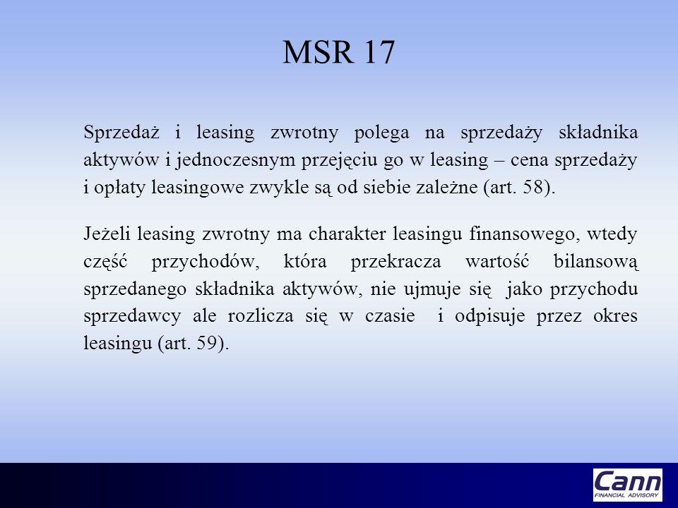 MSR 17