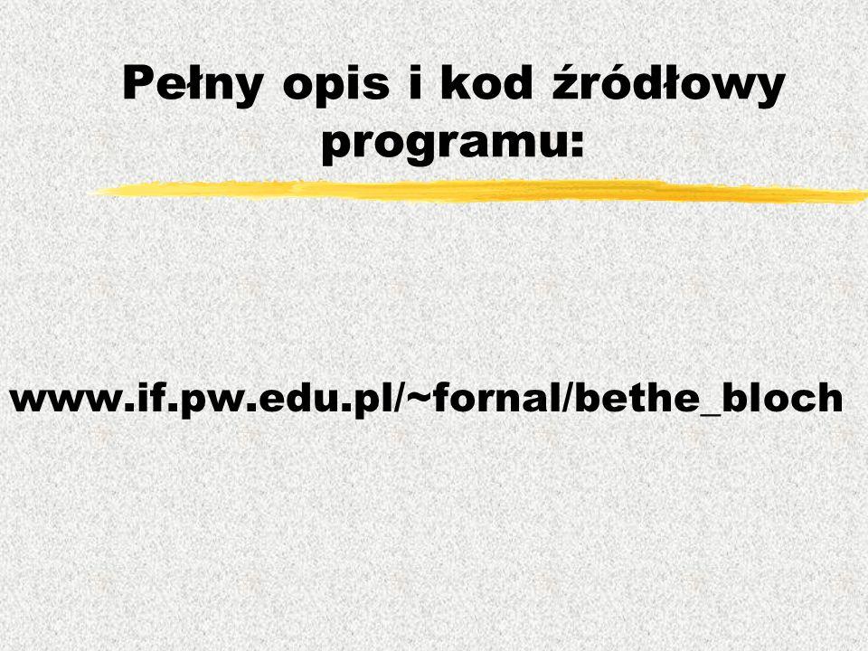 Pełny opis i kod źródłowy programu: