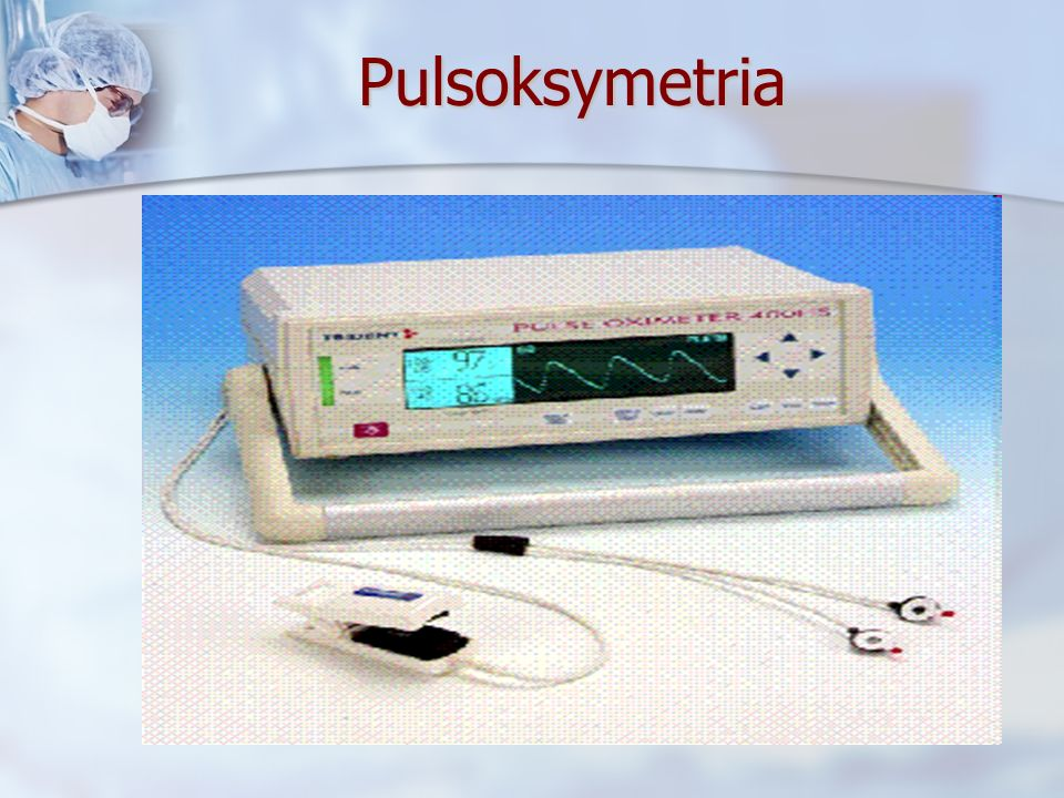 Pulsoksymetria