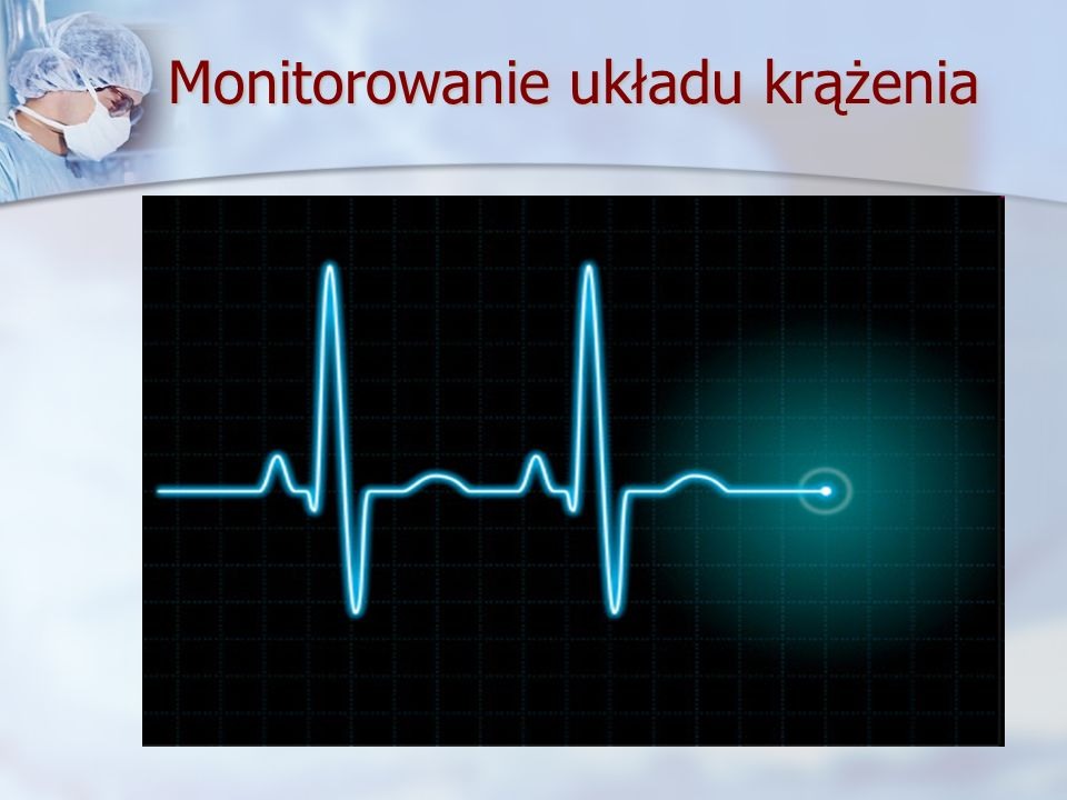 Monitorowanie układu krążenia