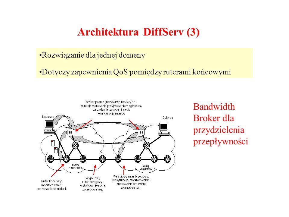 Architektura DiffServ (3)