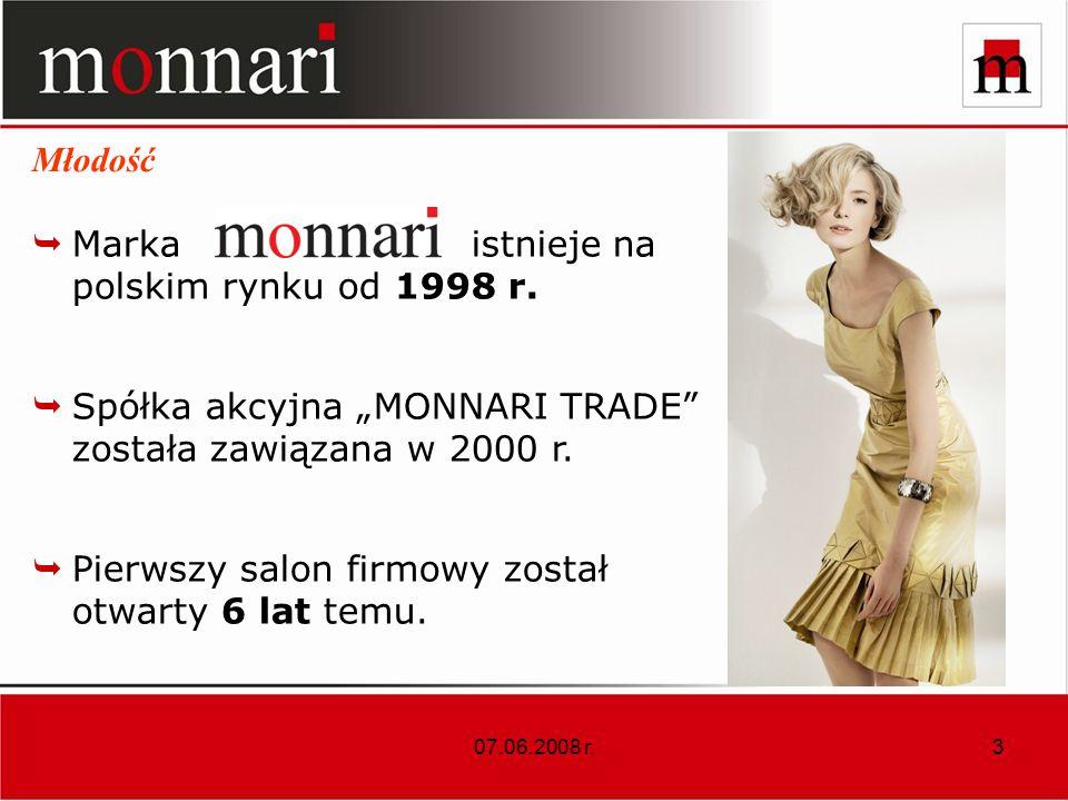 Marka istnieje na polskim rynku od 1998 r.