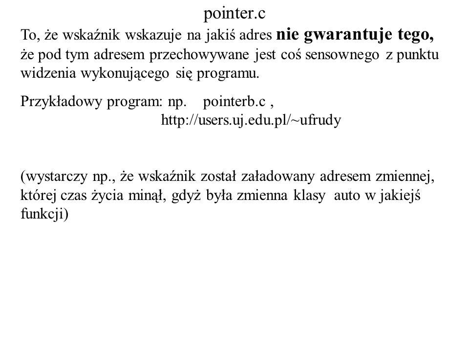 pointer.c