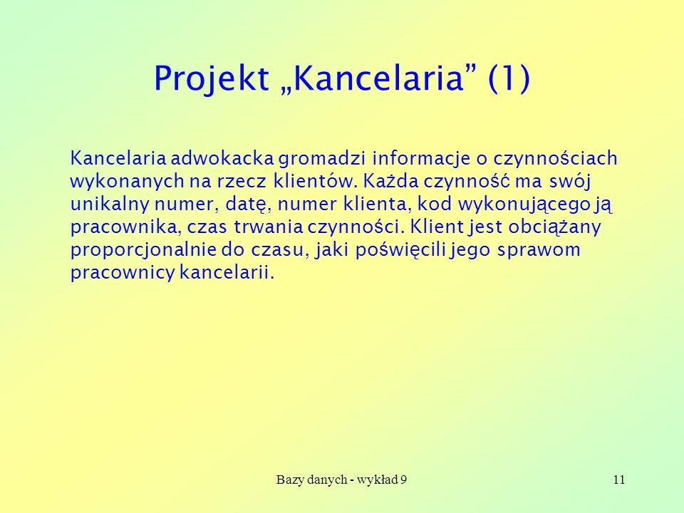 "Projekt ""Kancelaria (1)"