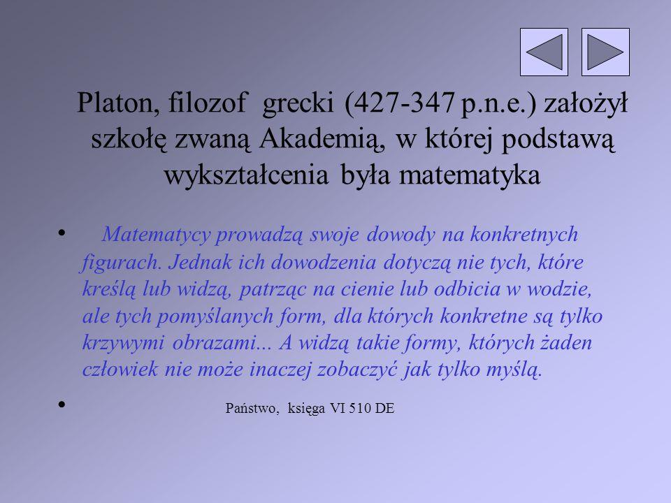 Platon, filozof grecki (427-347 p. n. e