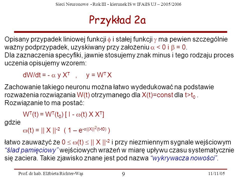 Przykład 2a