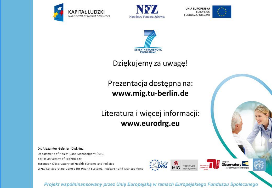 www.mig.tu-berlin.de www.eurodrg.eu