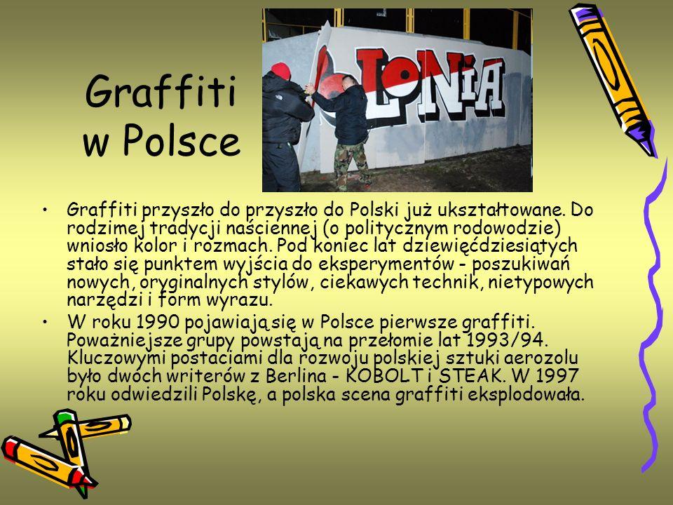 Graffiti w Polsce