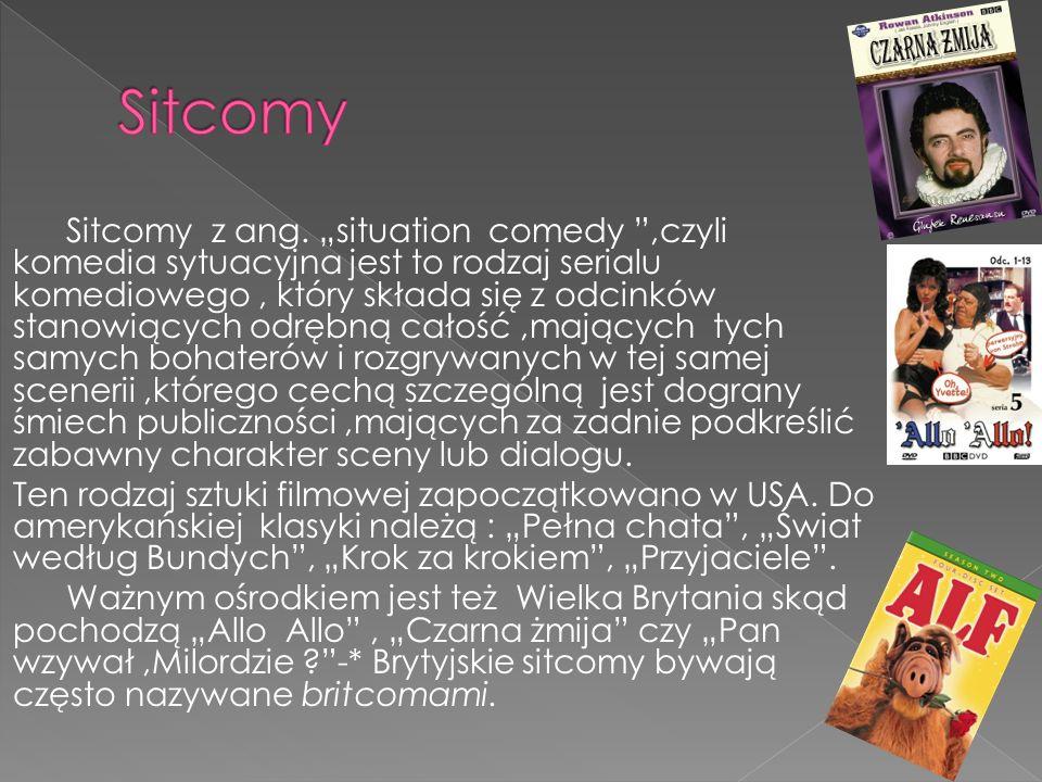 Sitcomy