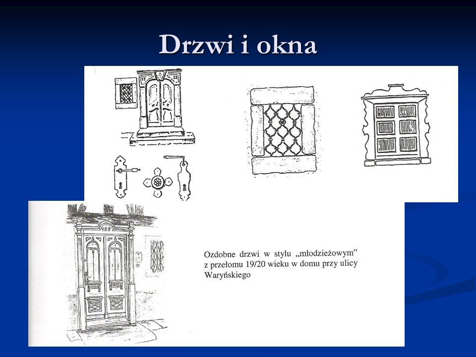Drzwi i okna
