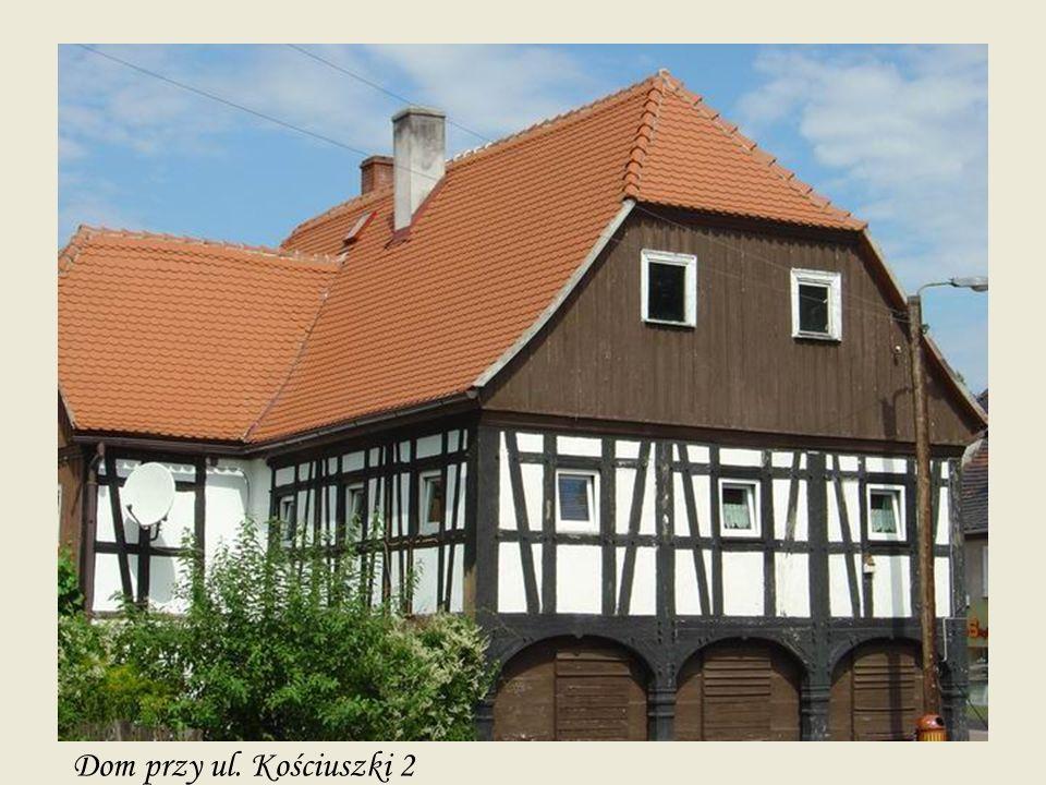 Dom przy ul. Kościuszki 2