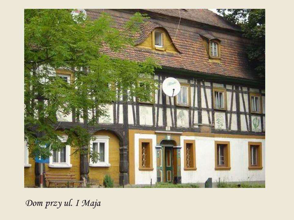 Dom przy ul. I Maja