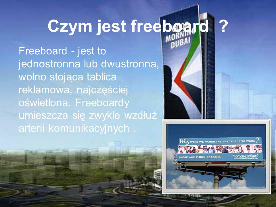 Czym jest freeboard
