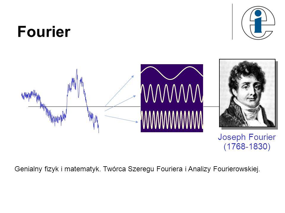 Fourier Joseph Fourier (1768-1830)
