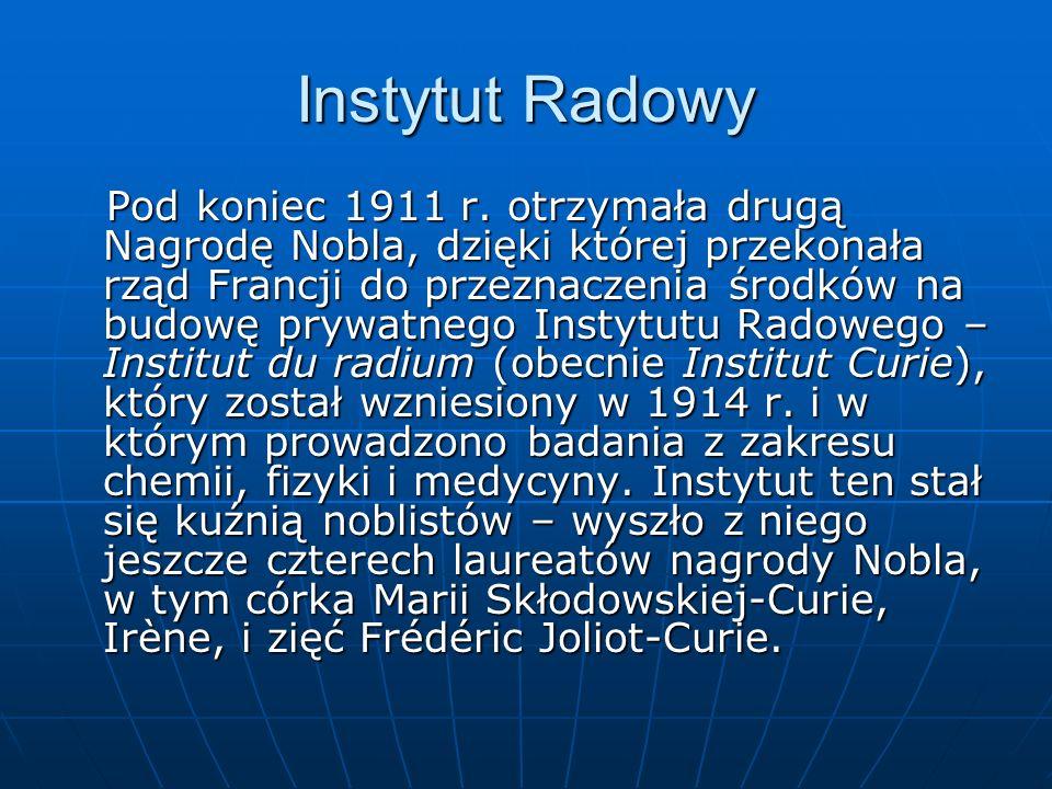 Instytut Radowy
