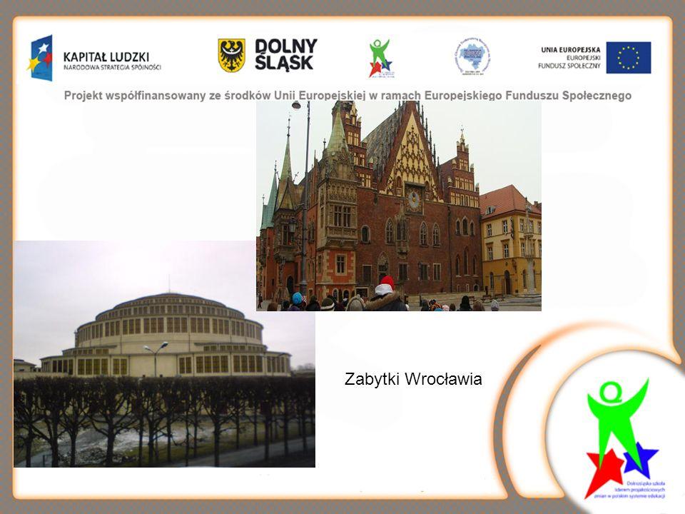 Zabytki Wrocławia