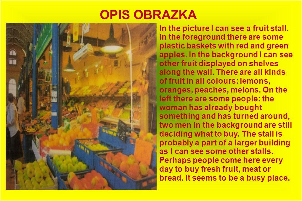 OPIS OBRAZKA