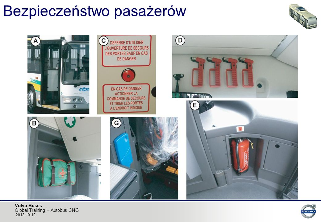Bezpieczeństwo pasażerów