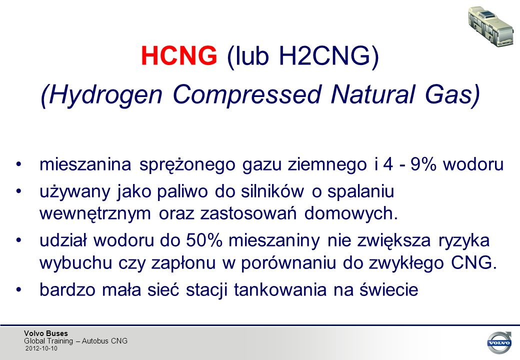 (Hydrogen Compressed Natural Gas)