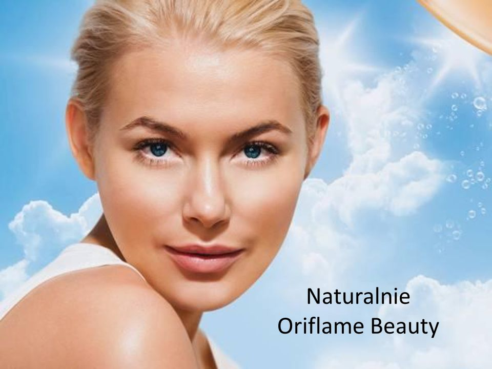 Naturalnie Oriflame Beauty