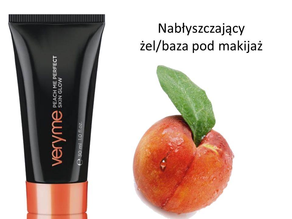 Nabłyszczający żel/baza pod makijaż