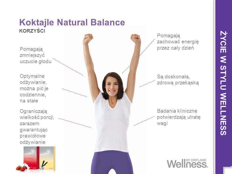 Koktajle Natural Balance