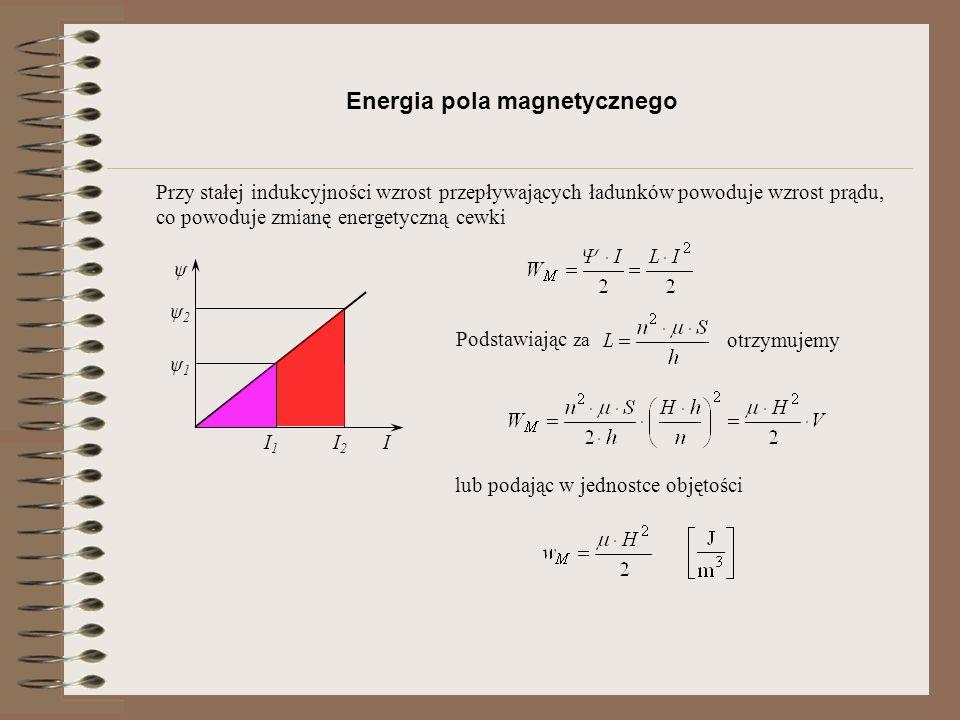 Energia pola magnetycznego