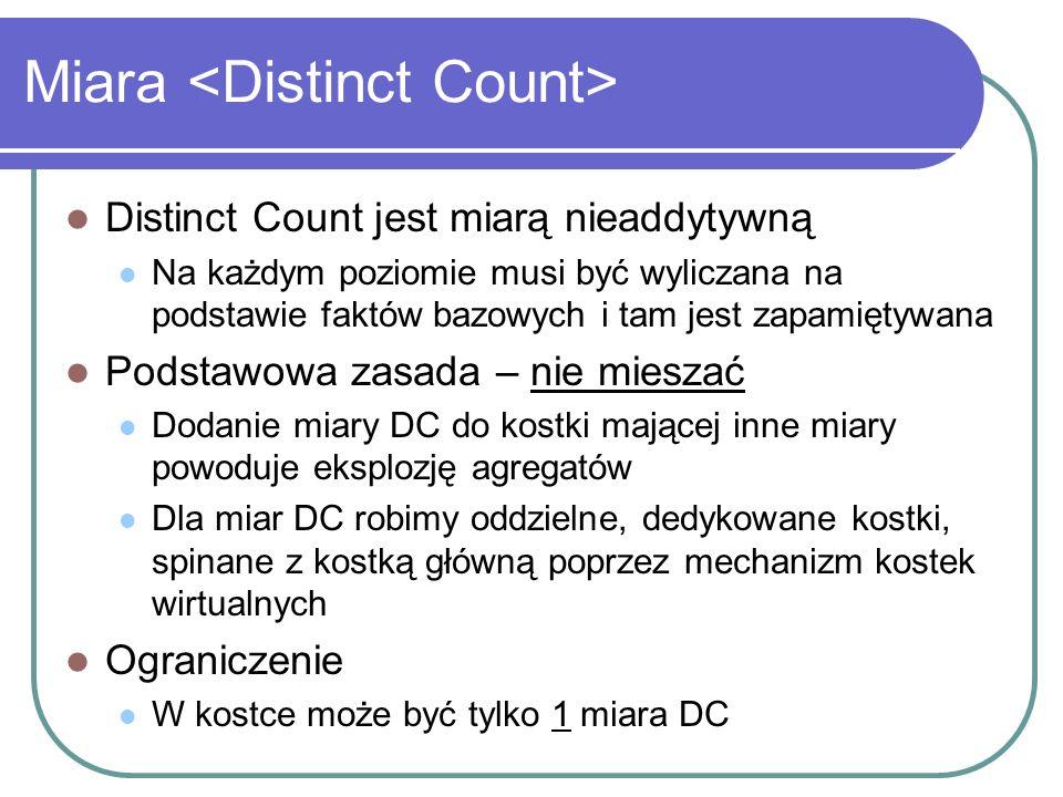 Miara <Distinct Count>