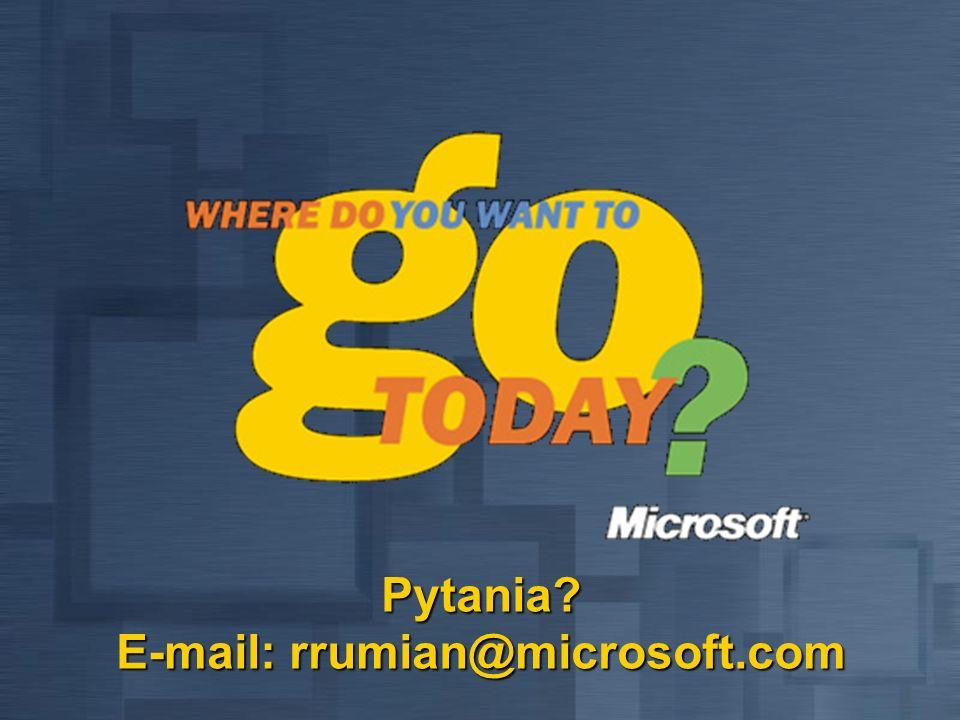 E-mail: rrumian@microsoft.com