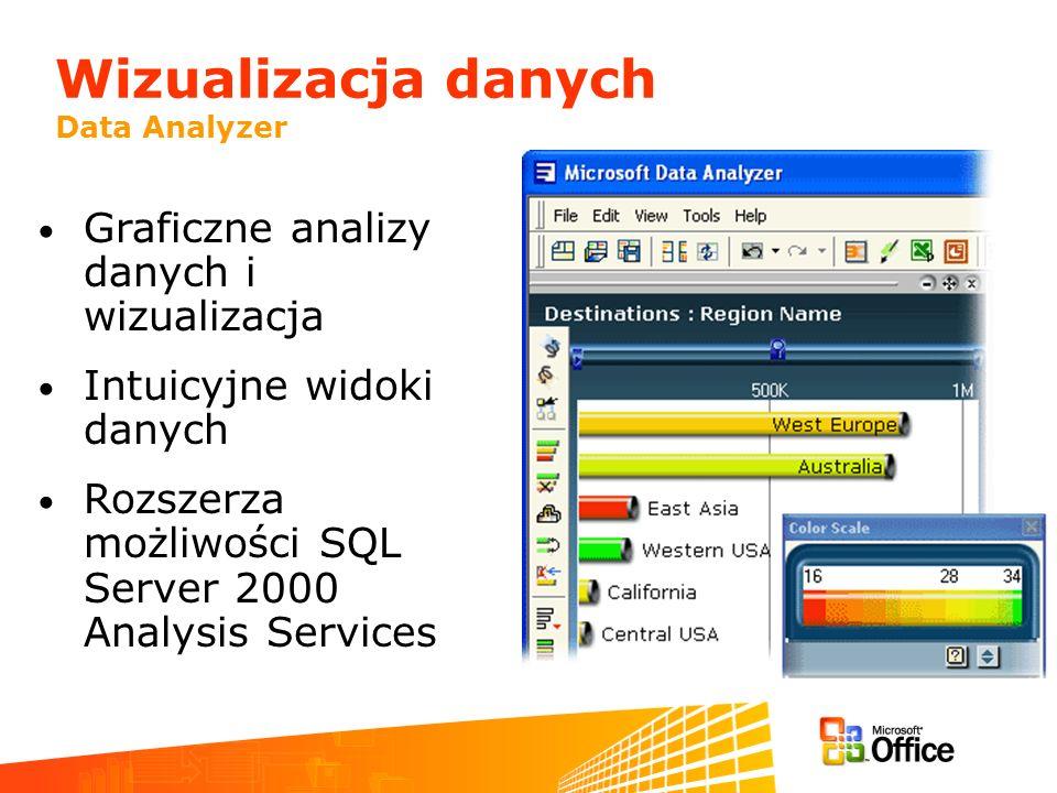 Wizualizacja danych Data Analyzer