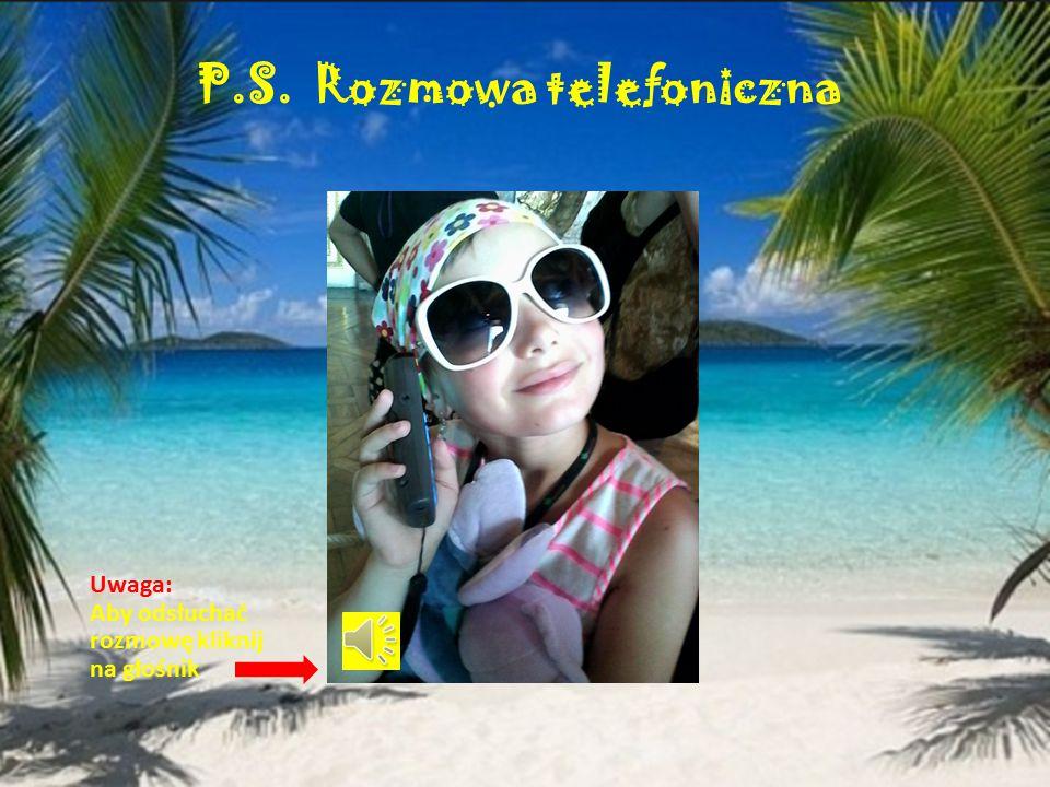 P.S. Rozmowa telefoniczna