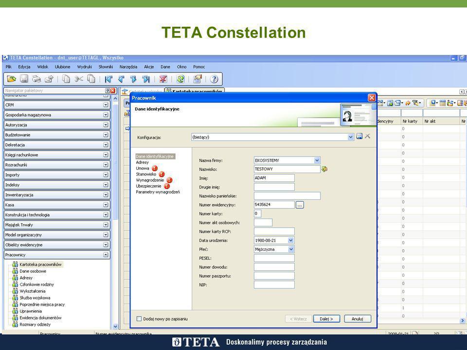 TETA Constellation Pobrany wycinek ekranu: 2008-01-21; 13:13