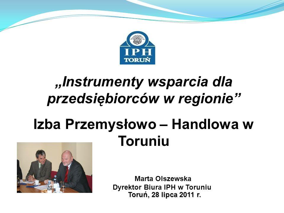 """""""Instrumenty wsparcia dla przedsiębiorców w regionie"""