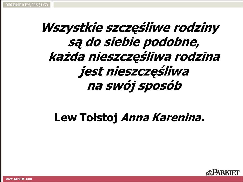Lew Tołstoj Anna Karenina.